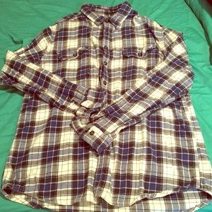 Other - Sonoma long sleeve button down flannel